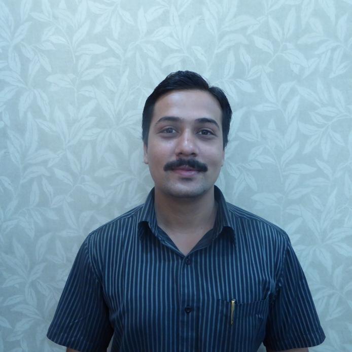 Mr. Dhruv A. Pandey
