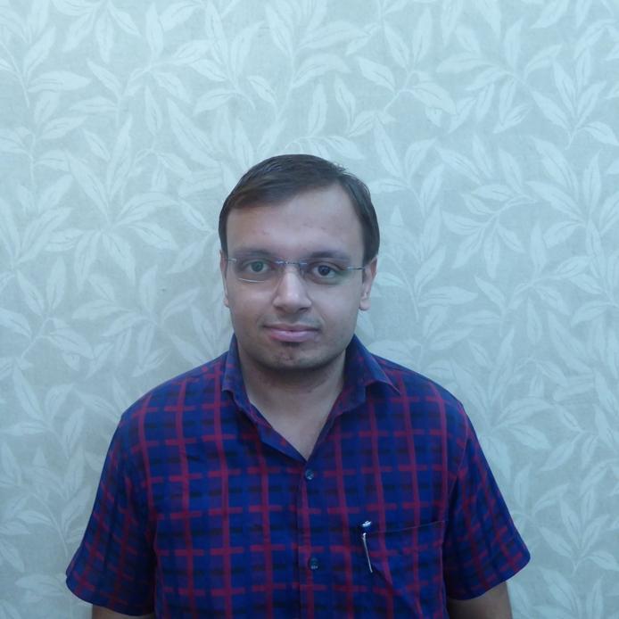 Mr. Hardik Patel