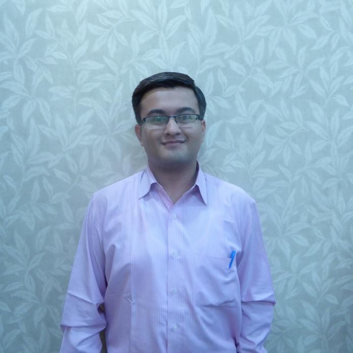 Mr. Ishan B. Thakar