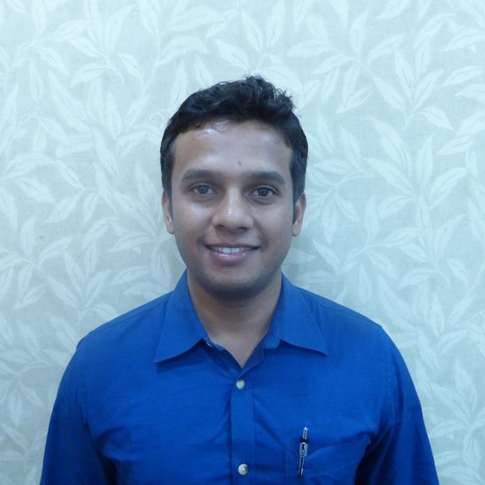 Mr. Jaychandra Vichare