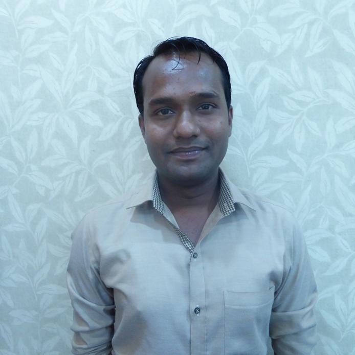 Mr. Jishan K. Shaikh