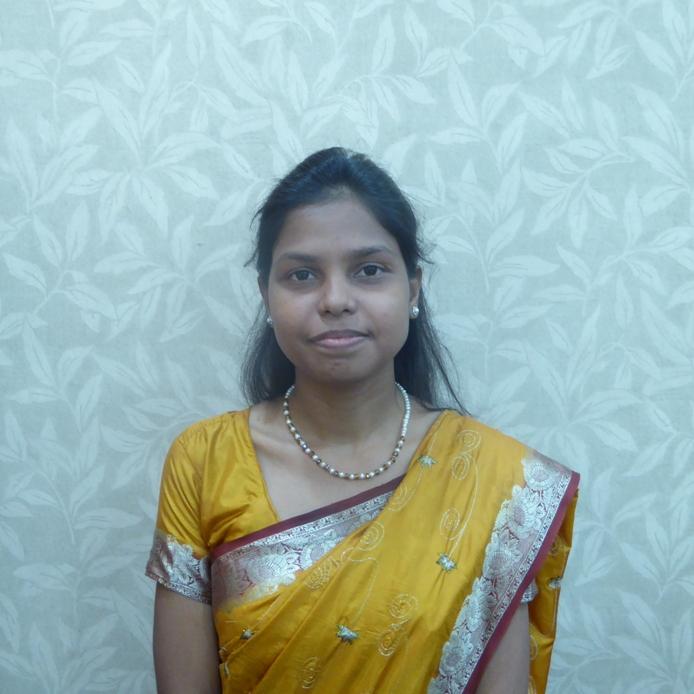 Ms. Kumkumlata P. Pandey
