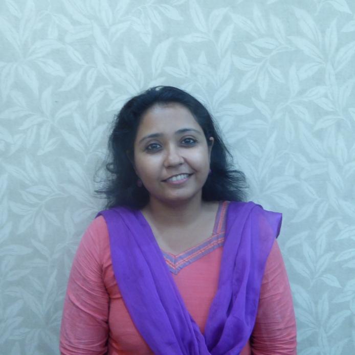 Ms. Medha P. Vyas