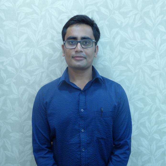Mr. Mitulkumar A. Vekaria