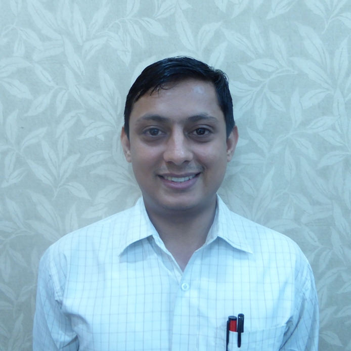 Mr. Nikhil G. Joshi