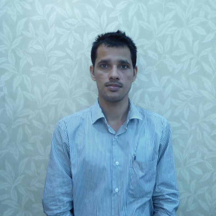 Mr. Rajaneeshkumar C. Mishra