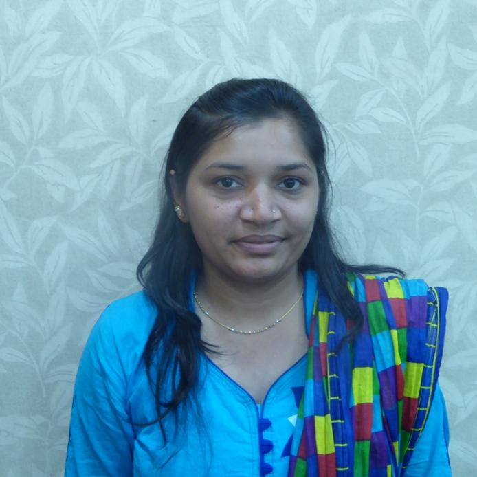Ms. Zalak K. Dobariya