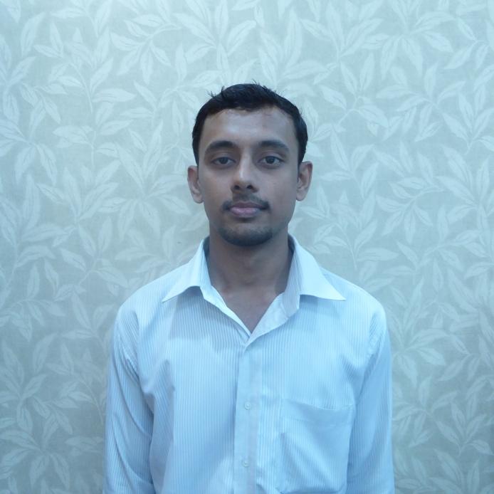Mr. Zankar V. Yadav