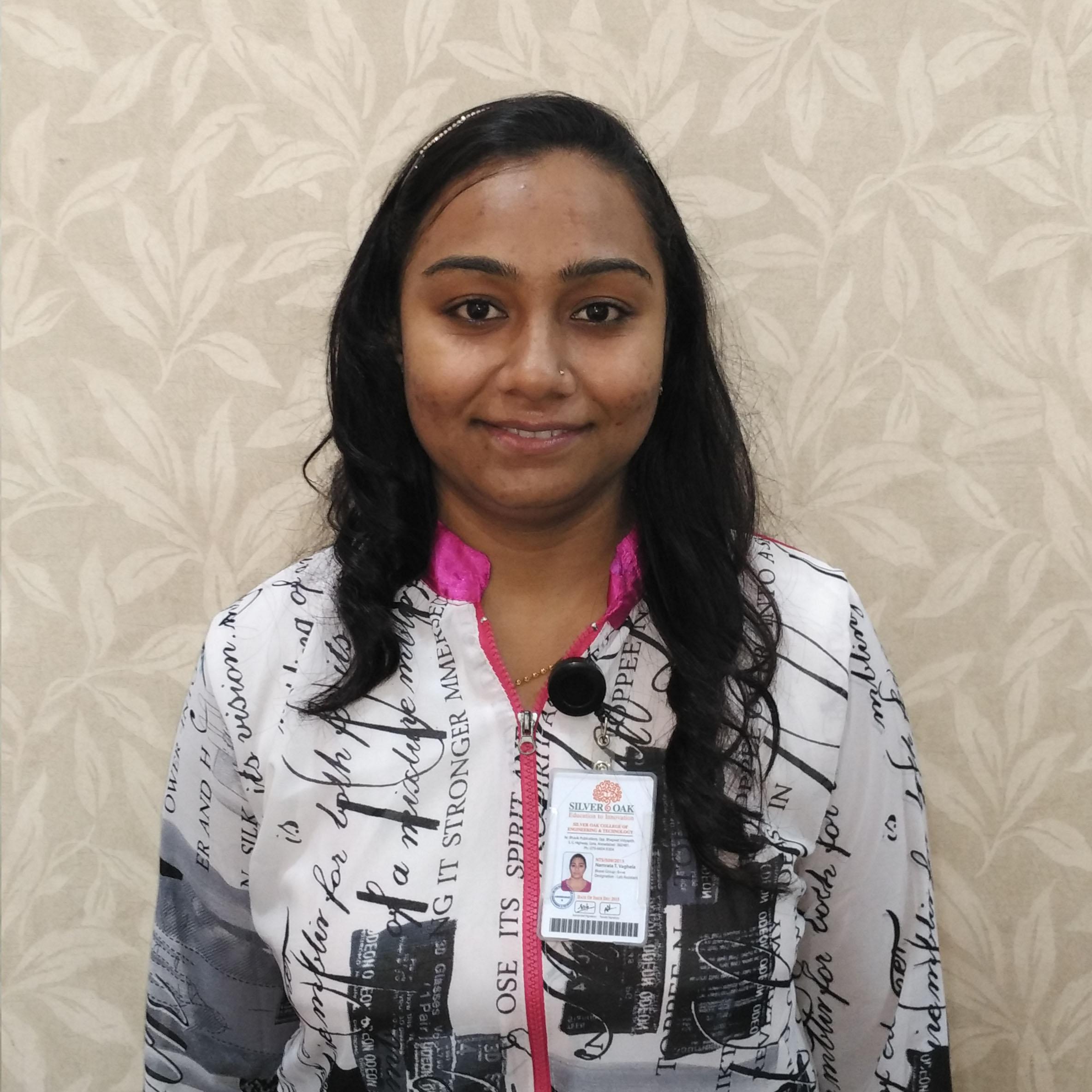 Namrata Vaghela