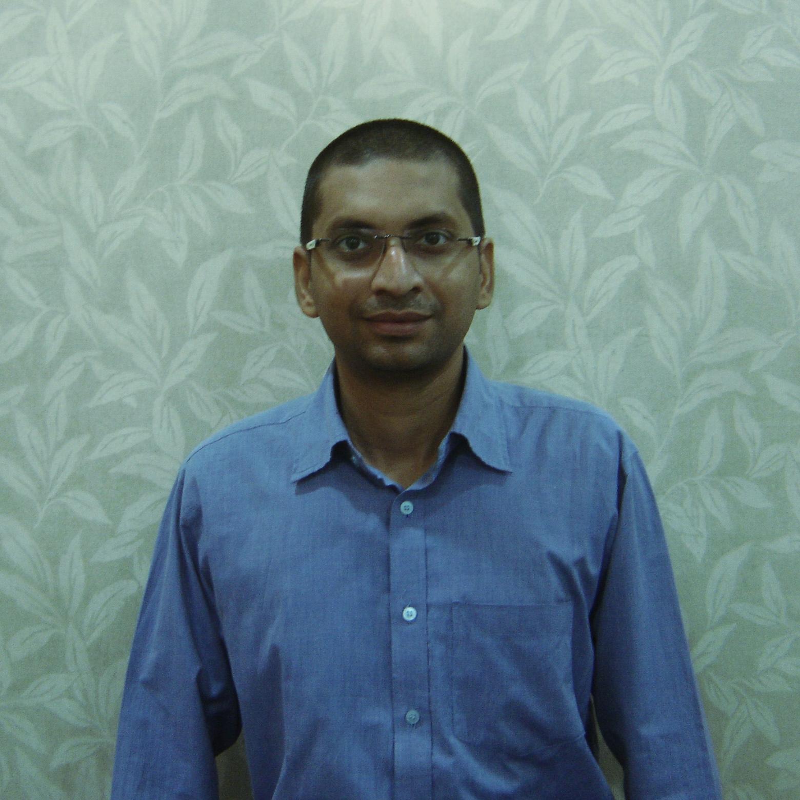 Mr. Aniket Patel