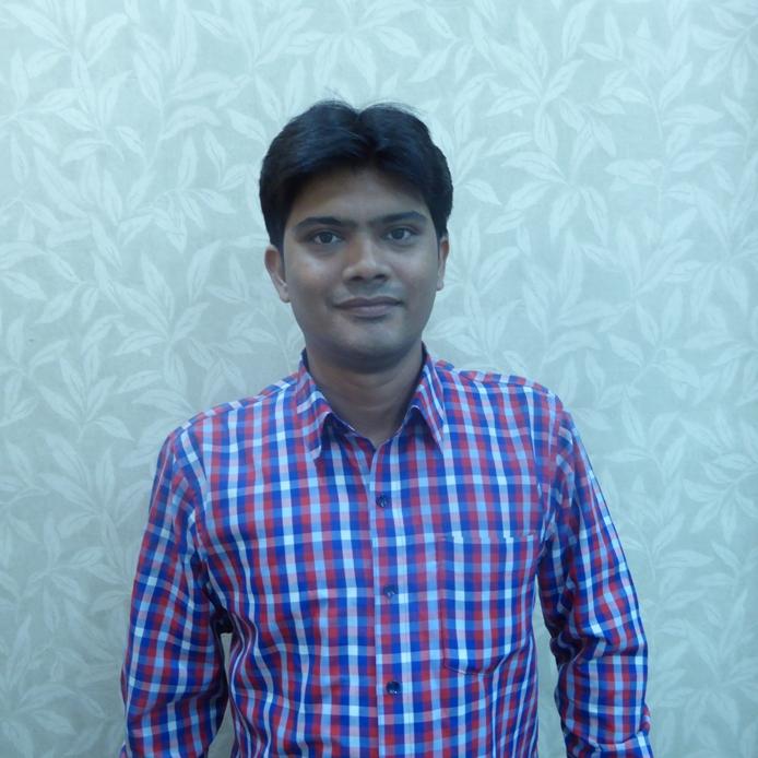 Mr. Dwipal H. Kadia